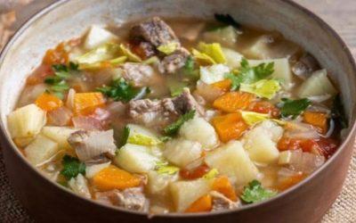 Σούπα για αυξημένη πρόσληψη θρεπτικών συστατικών